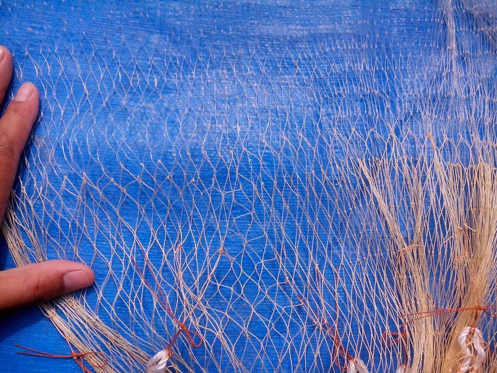 本公司专业生产纯手工编织的手撒网(旋网)